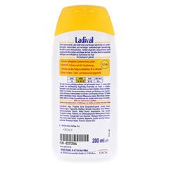 LADIVAL norm.bis empfindl.Haut Lotion LSF 20 200 Milliliter - Rückseite
