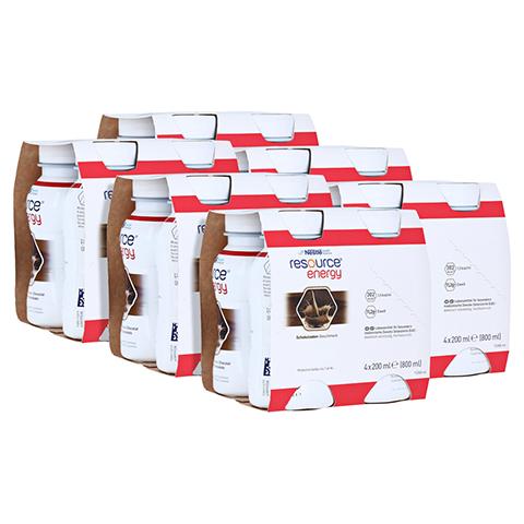 RESOURCE Energy Schokolade 6x4x200 Milliliter