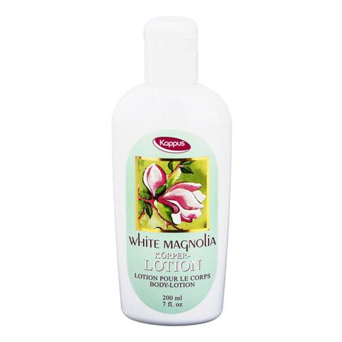 KAPPUS white magnolia Körperlotion 200 Milliliter
