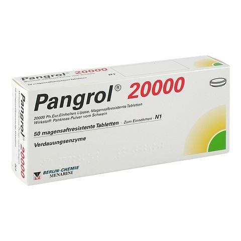 Pangrol 20000 50 Stück N1