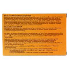 CAROTININ Kapseln 20 Stück - Rückseite
