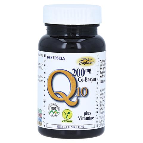 Q10 200 mg Kapseln 60 St�ck