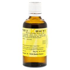 MERIDIANKOMPLEX 2 Tropfen zum Einnehmen 50 Milliliter N1 - Rückseite