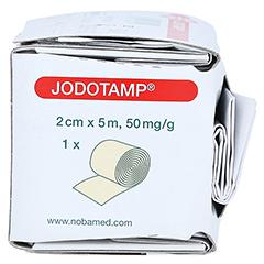 JODOTAMP 50 mg/g 2 cmx5 m Tamponaden 1 Stück - Rechte Seite