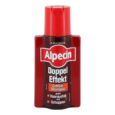 ALPECIN Doppelt Effekt Shampoo 200 Milliliter