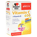 DOPPELHERZ Vitamin C 600+Vitamin D Tabletten 40 St�ck