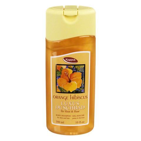 KAPPUS Orange Hibiscus Bad 300 Milliliter