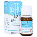 BIOCHEMIE DHU 17 Manganum sulfuricum D 12 Tabl. 80 St�ck N1