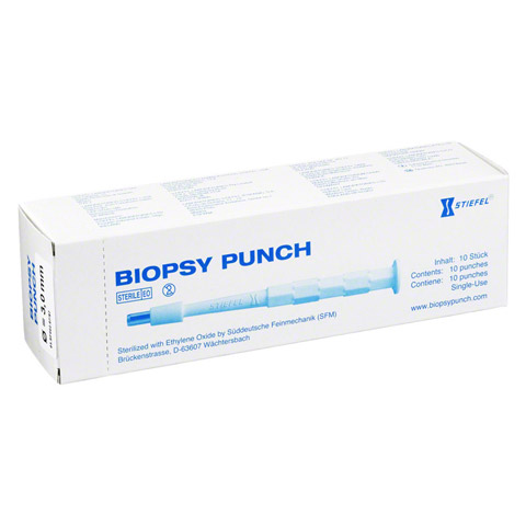 BIOPSY Punch 3 mm 10 St�ck