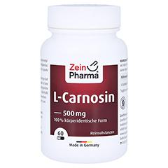 L-CARNOSIN 500 mg Kapseln 60 Stück