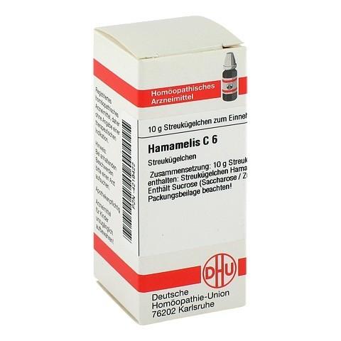 HAMAMELIS C 6 Globuli 10 Gramm N1