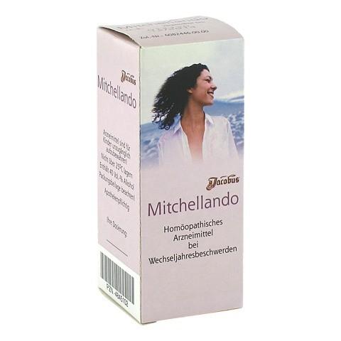 MITCHELLANDO Jacobus Tropfen 50 Milliliter N1