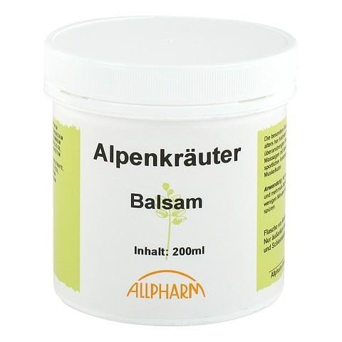 ALPENKRÄUTER Balsam 200 Milliliter