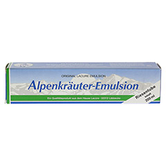 ALPENKRÄUTER Emulsion Lacure 200 Milliliter - Vorderseite