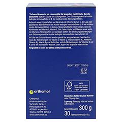 ORTHOMOL Immun Granulat Beutel 30 Stück - Linke Seite