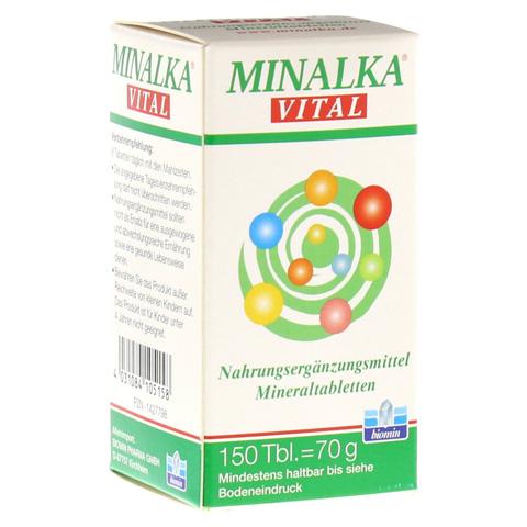 MINALKA Tabletten 150 St�ck