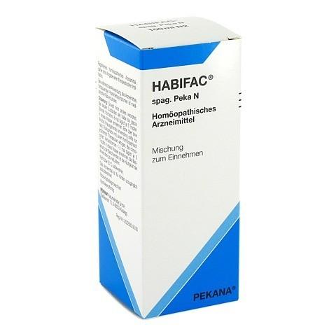 HABIFAC spag.Peka N Tropfen 100 Milliliter N2