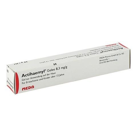 Actihaemyl Gelee 8,3mg/g 20 Gramm N1