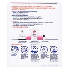 SAGROTAN No-Touch Seifenspender 1 St�ck - R�ckseite