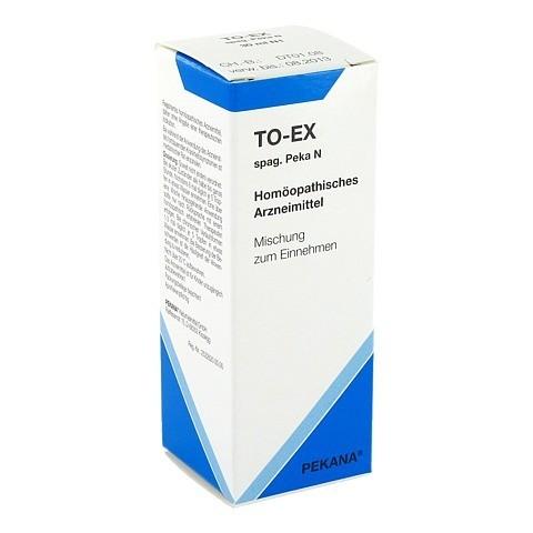 TO-EX spag.Peka N Tropfen 30 Milliliter N1