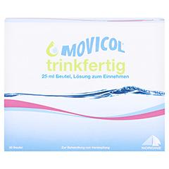 MOVICOL trinkfertig 25 ml Beutel Lsg.z.Einnehmen 30 Stück - Vorderseite