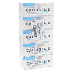 CALCIGEN D forte 1000 mg/880 I.E. Brausetabletten 50 St�ck N2