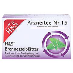 H&S Brennesselblätter 20 Stück - Vorderseite