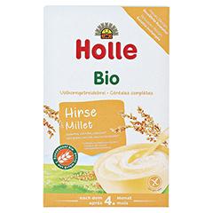 HOLLE Bio Babybrei Hirse 250 Gramm - Vorderseite