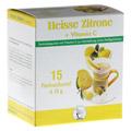 HEISSE Zitrone+Vitamin C 15x10 Gramm