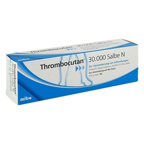 Thrombocutan 30000I.E. N 100 Gramm N2