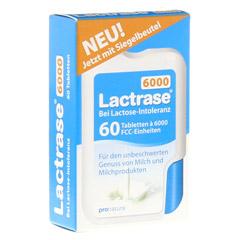 LACTRASE 6.000 FCC Tabletten im Klickspender 60 St�ck