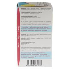 SPIRULINA 500 mg Bio Naturland Tabletten 240 Stück - Rechte Seite