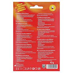 W�RMEPFLASTER hypoallergen 9,5x13 cm 1 St�ck - R�ckseite