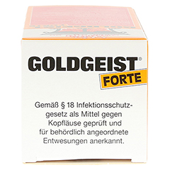 Goldgeist forte 250 Milliliter N2 - Unterseite