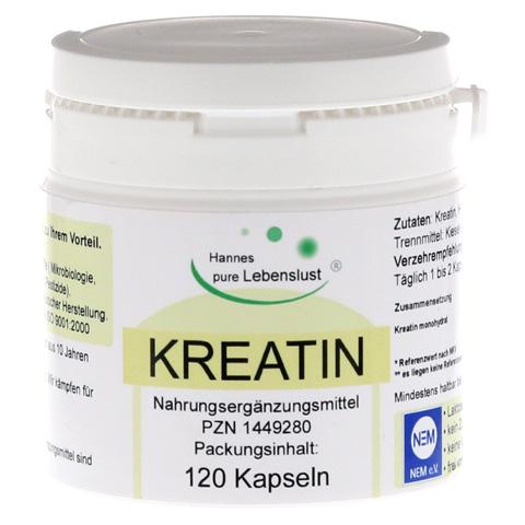 KREATIN VEGI-Kaps 120 Stück