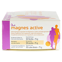 MAGNES active Denk Pulver 30 Stück - Rechte Seite