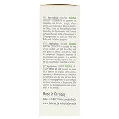 BELIEVA Natural Intensiv Creme 30 Milliliter - Linke Seite