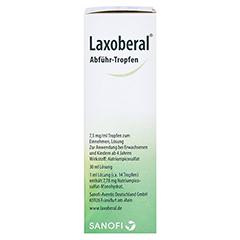 Laxoberal Abführ-Tropfen 7,5mg/ml 30 Milliliter N2 - Rechte Seite