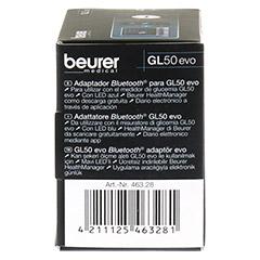 BEURER GL50evo BT Adapter 1 Stück - Linke Seite