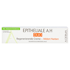 ADERMA EPITHELIALE A.H DUO Creme 40 Milliliter - Vorderseite