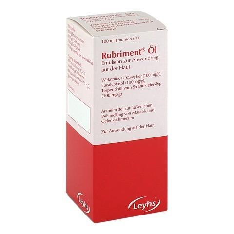 Rubriment 100 Milliliter N1