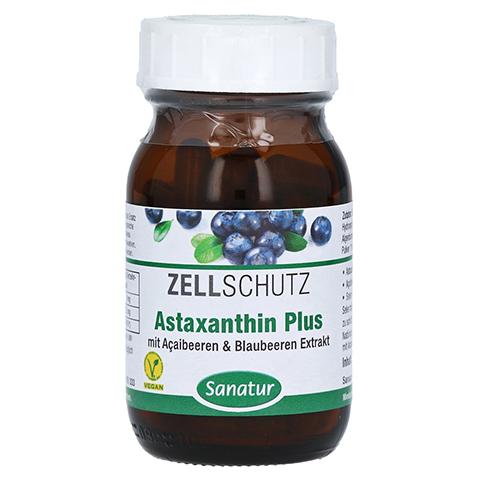 ASTAXANTHIN Plus Kapseln 60 St�ck