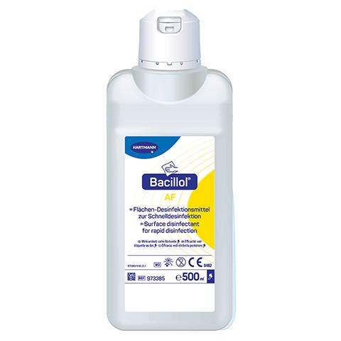 BACILLOL AF Lösung 500 Milliliter