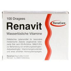RENAVIT �berzogene Tabletten 100 St�ck - Vorderseite