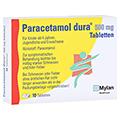 Paracetamol dura 500mg 10 St�ck N1