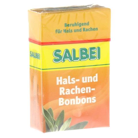 SALBEI HALS und Hustenbonbons 40 Gramm