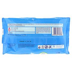 PENATEN 2in1 pflegende Reinigungstücher 56 Stück - Rückseite