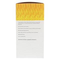 CALCIUM D3 acis 1000 mg/880 I.E. Brausetabletten 100 St�ck - Rechte Seite