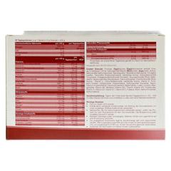 BIOMO Aktiv Knochen- und Knorpelnahrung Granulat 30 Stück - Rückseite