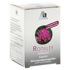 ROTKLEE KAPSELN 500 mg 120 Stück